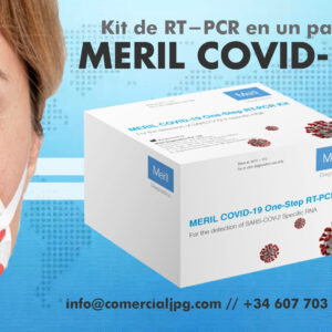 Kit de RT-PCR Meril Covid-19